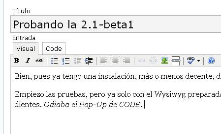 WP2.1-beta1